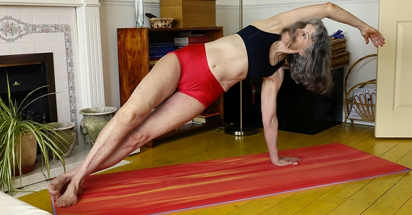 About Pilates & Sports Yoga. PilatesSideExercise